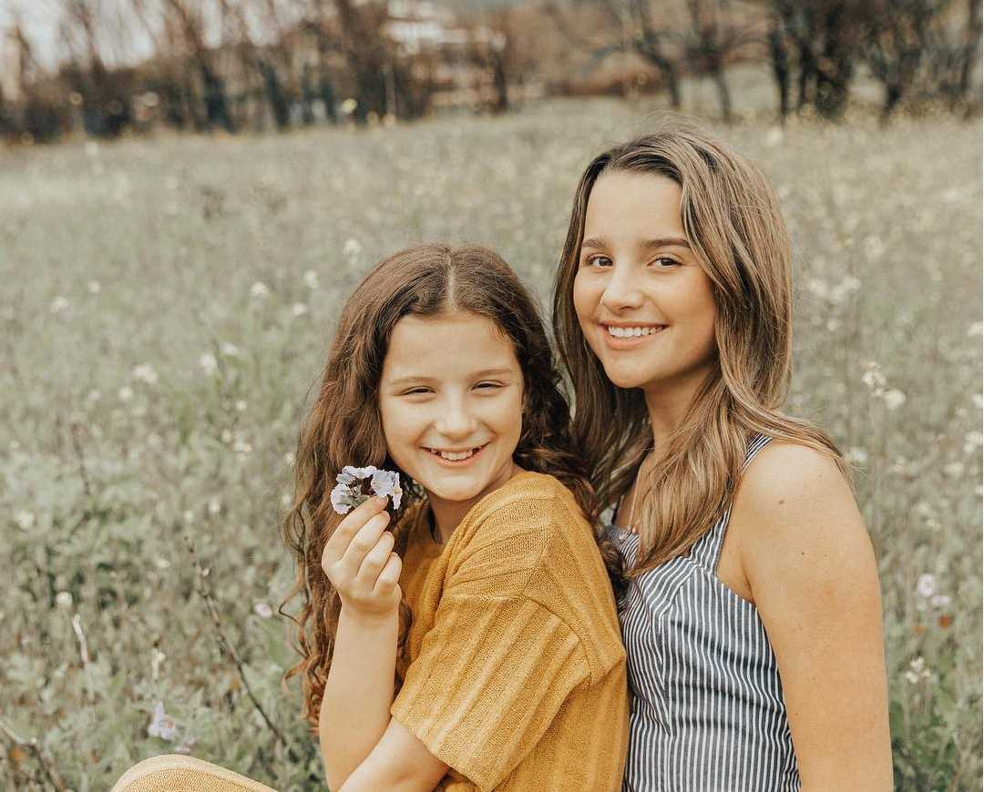 Annie LeBlanc's Instagram Live Stream with Her Sister Hayley from September 29th 2019.