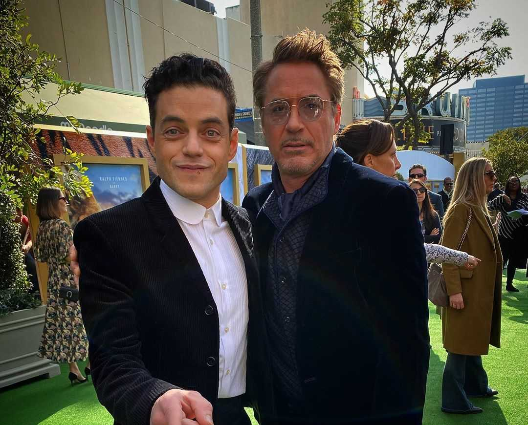 "Robert Downey Jr's Instagram Live Stream from January 11th 2020. He Goes Live At the ""Dolittle"" Green Carpet Premiere in Westwood, California."