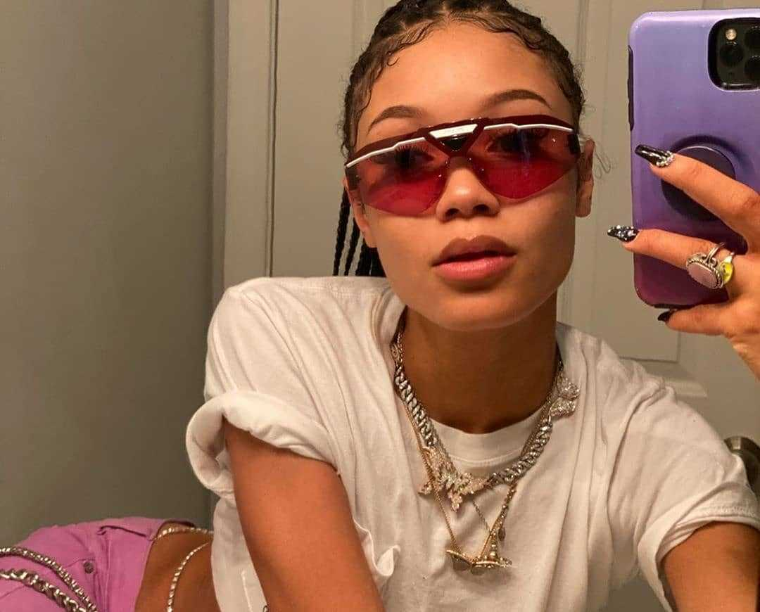 Coi Leray's Instagram Live Stream from February 8th 2020.