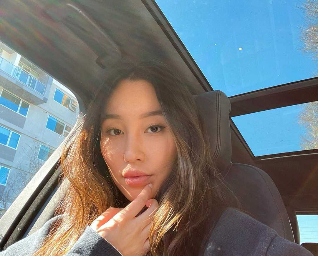 Olivia Sui's Instagram Live Stream from February 12th 2020.