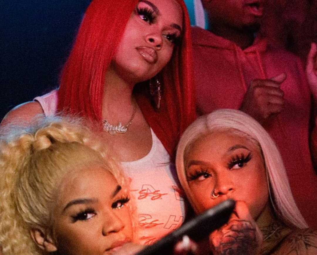 Cuban Doll's Instagram Live Stream from March 6th 2020.
