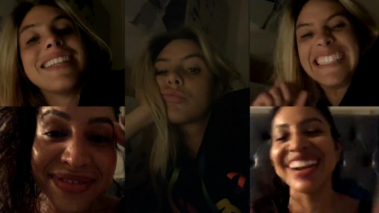 Lele Pons Instagram Live Stream from July 13th 2020.