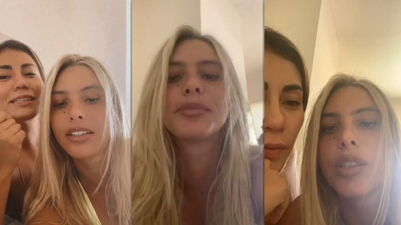 Lele Pons Instagram Live Stream from July 16th 2020.