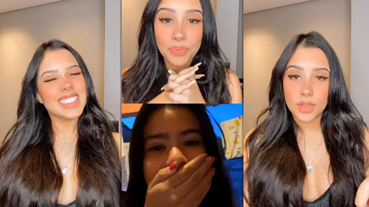 Cinthia Cruz's Instagram Live Stream from August 28th 2020.