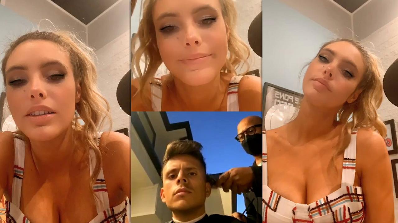 Lele Pons Instagram Live Stream from September 29th 2020.