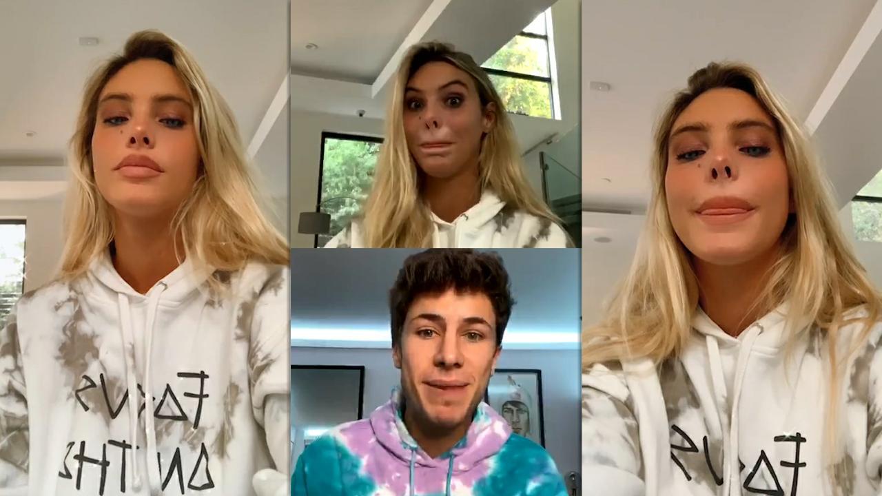 Lele Pons Instagram Live Stream from September 6th 2020.