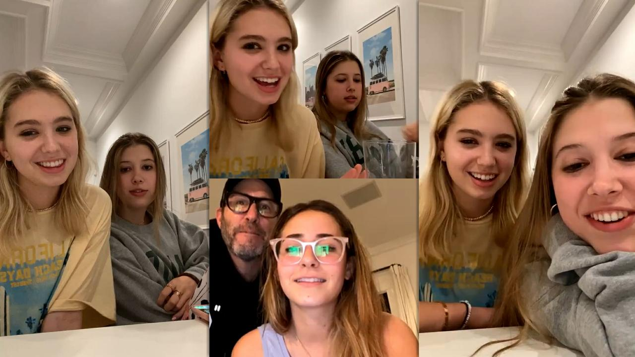 Lilia Buckingham's Instagram Live Stream from February 1st 2021.
