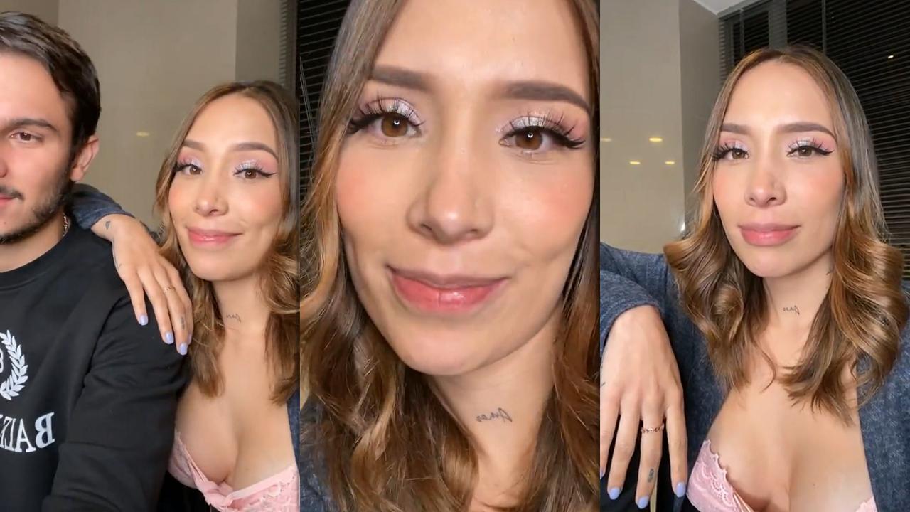 Luisa Fernanda W's Instagram Live Stream from February 16th 2021.