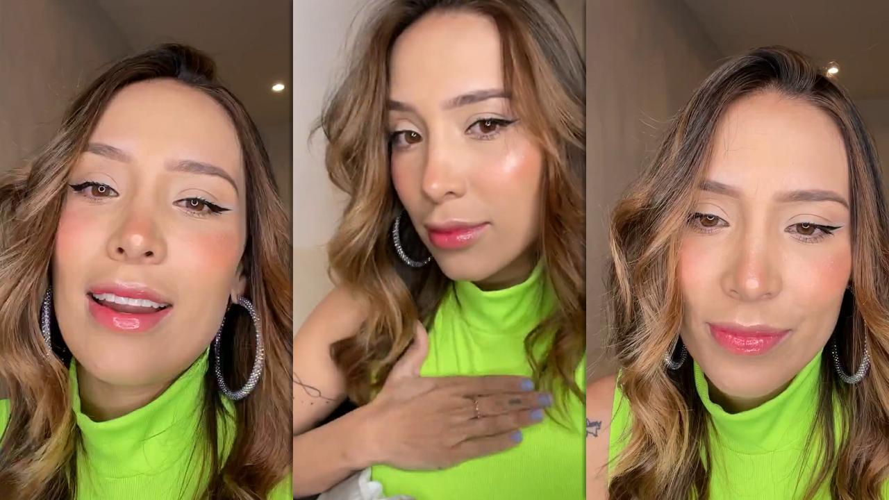 Luisa Fernanda W's Instagram Live Stream from February 18th 2021.