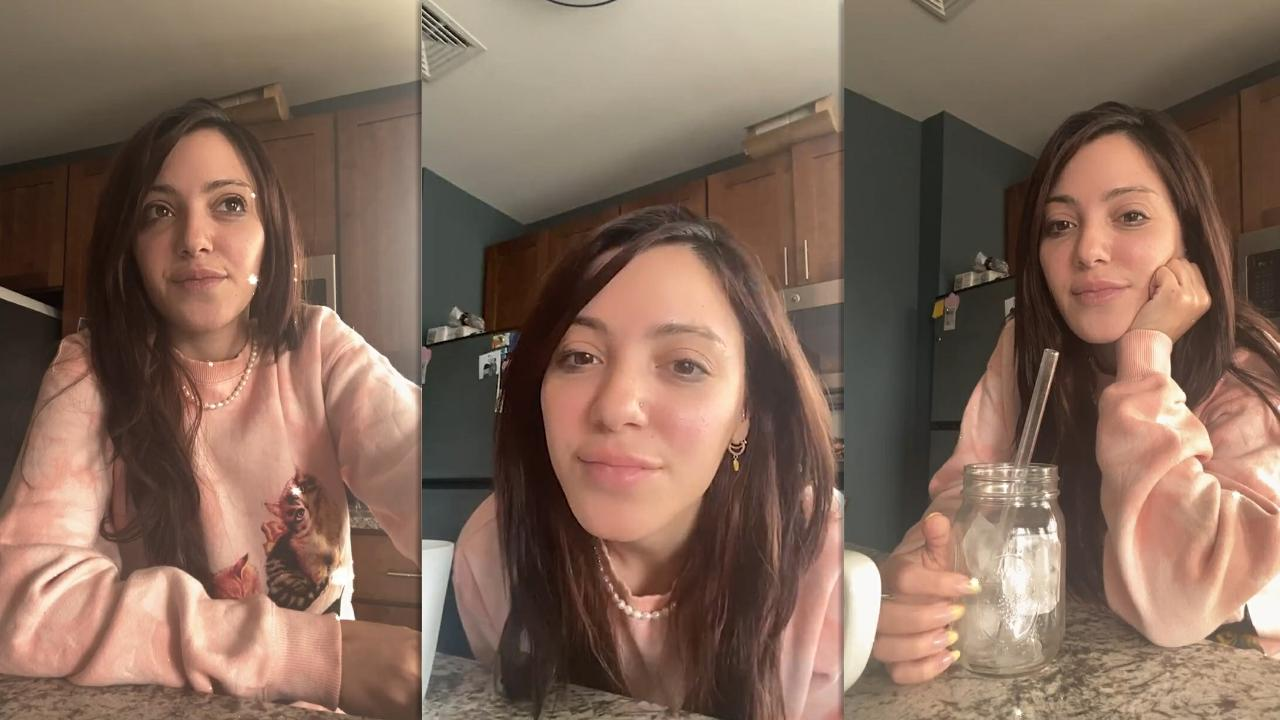 Niki DeMar's Instagram Live Stream from March 27th 2021.